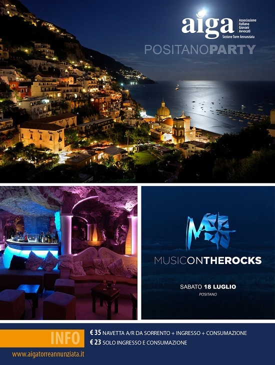 Positano Party - Musiconthetrocks